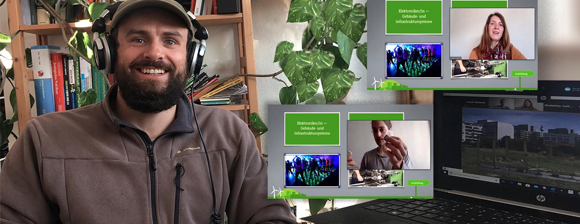 Digital statt vor Ort: FLAD & FLAD entwickelt, ausgelöst durch die Corona-Krise, Webinare für Bildungsinitiative